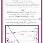 18 Lovely Printable Map Directions For Invitations – Wikimuslim Intended For Maps For Wedding Invitations Free Printable