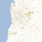 Adelaide Suburbs Map – Voommaps Inside Printable Map Of Adelaide Suburbs