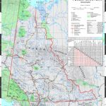 Alaska Maps Of Cities, Towns And Highways With Printable Map Of Alaska With Cities And Towns