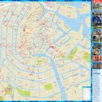 Amsterdam Maps   Top Tourist Attractions   Free, Printable City With Amsterdam Street Map Printable