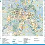 Amsterdam Metro Tram And Bus Map Within Amsterdam Tram Map Printable