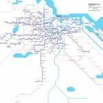 Amsterdam Tram Map For Free Download | Map Of Amsterdam Tramway Network Within Amsterdam Tram Map Printable