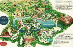 Animal Kingdom Map | Disney | Disney World Trip, Animal Kingdom Map in Printable Disney Park Maps