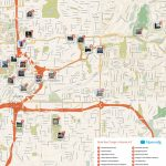 Atlanta Printable Tourist Map | Free Tourist Maps ✈ | Atlanta With Printable Map Of Atlanta