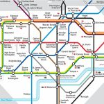Background London Tube Underground Tube Map A4 Cake Topper Icing Intended For London Underground Map Printable A4