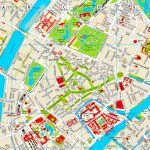Belfast City Center Map   Topdjs With Regard To Belfast City Centre Map Printable