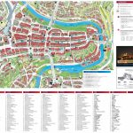 Bern Sightseeing Map With Regard To Printable Tourist Map Of Lucerne