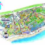 Blackpool Pleasure Beach 3D Map From Fitzpatrick Woolmer | 3D Maps Intended For Blackpool Tourist Map Printable
