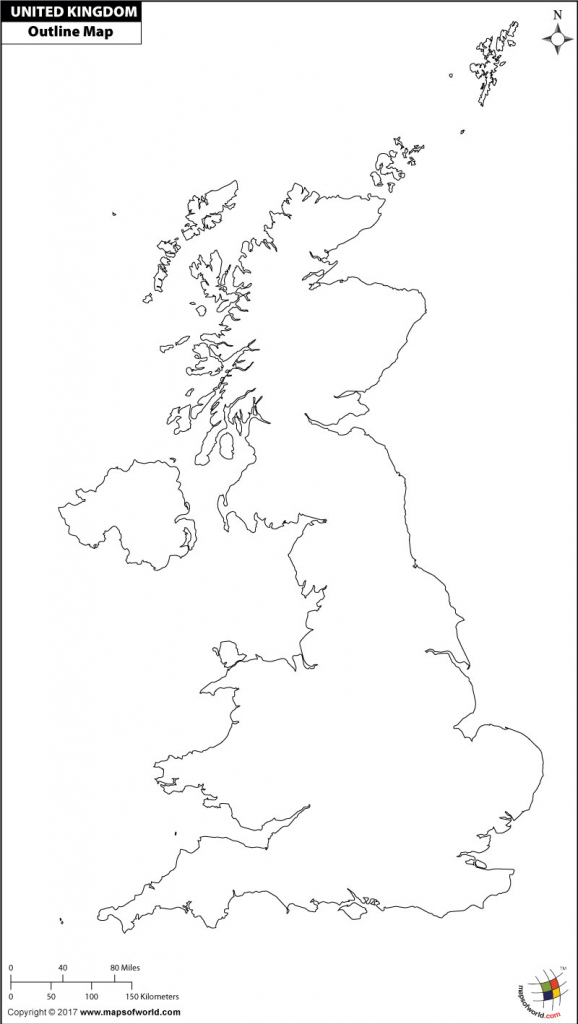 Blank Map Of Uk | Outline Map Of Uk with Blank Map Of Scotland Printable
