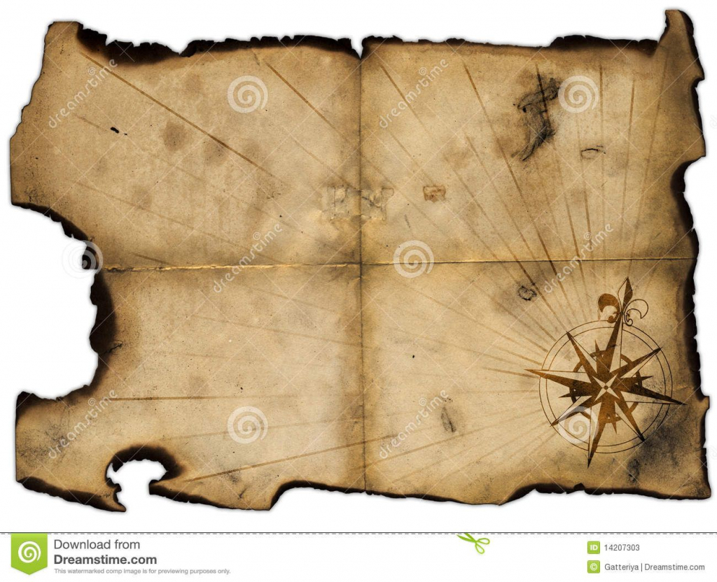 Blank Treasure Map Template - Videotekaalex.tk | Kids Crafts throughout Blank Treasure Map Printable