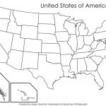 Blank Us Map For Capitals Best Of Printable Us Map And Capitals   Fc Regarding Blank Us Map With Capitals Printable