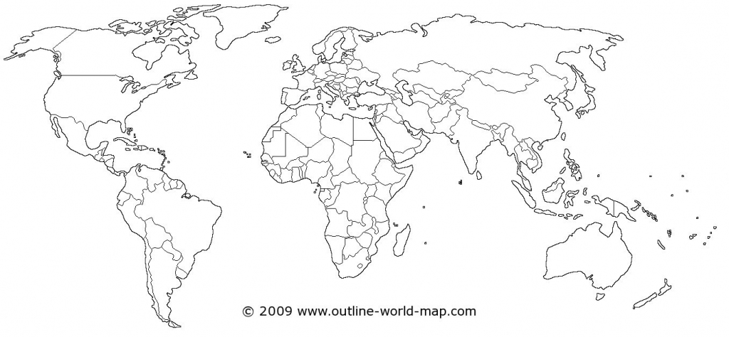 Blank World Map Printable Scrapsofmeme Outline In Pdf Labeled Map pertaining to Blank World Map Printable Pdf