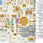 Campus Map Intended For Notre Dame Campus Map Printable
