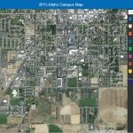 Campus Maps Inside Byu Campus Map Printable