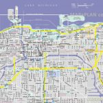 Chicago Maps   Top Tourist Attractions   Free, Printable City Street Map With Regard To Printable Map Of Chicago