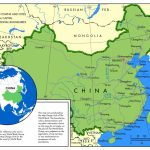 China Maps | Printable Maps Of China For Download Pertaining To Printable Map Of China For Kids