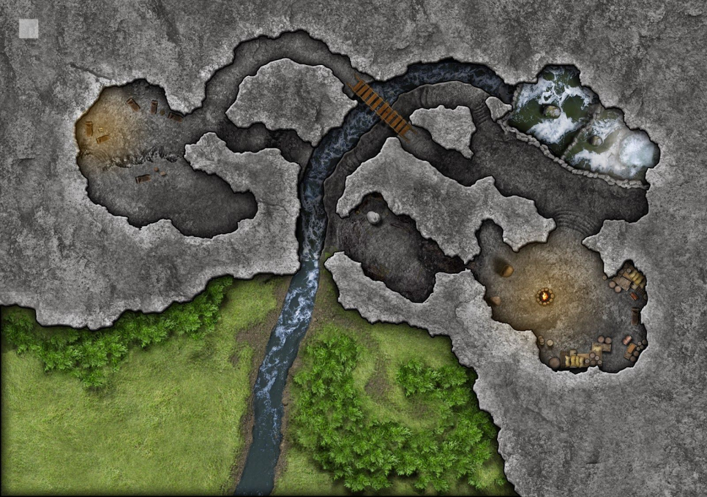 Community Made Lost Mine Of Phandelver Maps ~ Dnd Online Collective with Lost Mine Of Phandelver Printable Maps