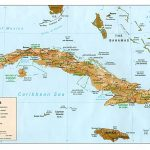 Cuba Maps   Perry Castañeda Map Collection   Ut Library Online With Printable Map Of Cuba