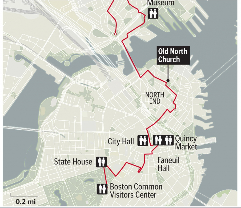 December   2014   The Elements Unearthed pertaining to Freedom Trail Map Printable