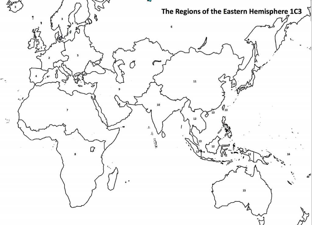 Eastern Hemisphere | Homeschool | China Map, Map, China within Eastern Hemisphere Map Printable