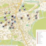 Edinburgh Printable Tourist Map | Sygic Travel Pertaining To Edinburgh Street Map Printable