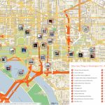 File:washington Dc Printable Tourist Attractions Map   Wikimedia With Tourist Map Of Dc Printable