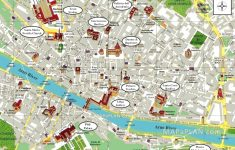 Printable Street Map Of Florence Italy