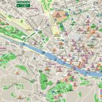 Florence Maps   Top Tourist Attractions   Free, Printable City Within Florence Tourist Map Printable