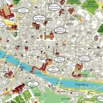 Florence Maps   Top Tourist Attractions   Free, Printable City Within Printable Walking Map Of Florence