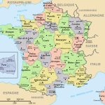 France Maps | Maps Of France Inside Large Printable Map Of France