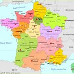 France Maps | Maps Of France With Regard To Large Printable Map Of France