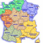 France Maps   Printable Maps Of France For Download Pertaining To Printable Road Map Of France