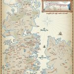 Free Large Westeros Map : Asoiaf Throughout Printable Map Of Westeros