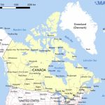 Free Maps Of Canada – Mapswire With Regard To Printable Map Of Canada With Cities