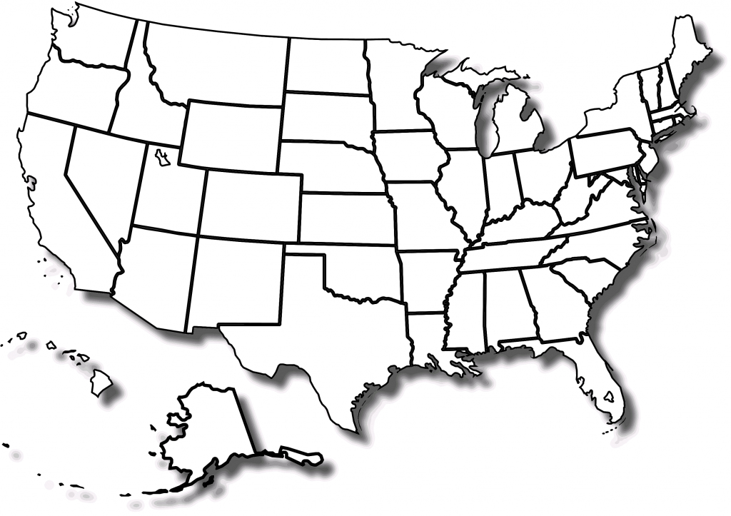 Free Printable Map Of The United States With State Names And Travel with regard to Printable Map Of The United States With State Names