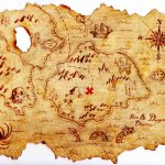 Free Treasure Map Outline, Download Free Clip Art, Free Clip Art On Pertaining To Free Printable Treasure Map