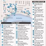 French Quarter Festival Map   Google Search | New Orleans | French Inside Printable French Quarter Map