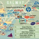 Galway Tech Map: Version 2! | Technology Voice Inside Galway City Map Printable