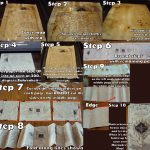 Harry Potter Paraphernalia: Marauder's Map: Inside And Outside For Marauder's Map Replica Printable