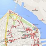 Havana Walking Map   Walking Map Of Havana (Cuba) In Havana City Map Printable