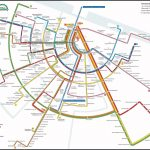 Holland Dutch Train / Rail Maps In Amsterdam Tram Map Printable