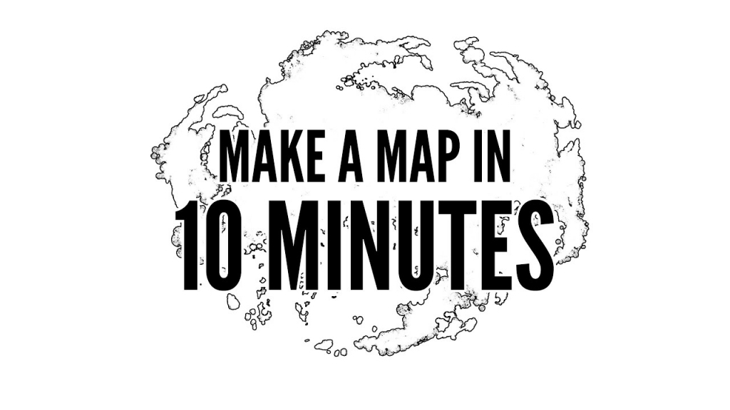 How To Make A Simple Map In Arcmap - Youtube - How To Make A in How To Create A Printable Map