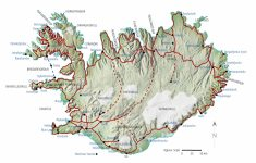 Iceland Maps | Printable Maps Of Iceland For Download with regard to Maps Of Iceland Printable Maps
