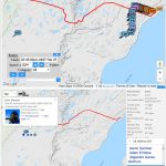 Iditarod Trail Invitational 2018  Mtbr Throughout Printable Iditarod Trail Map
