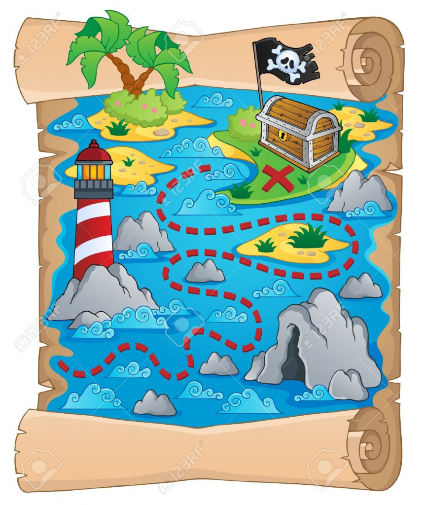 Image Result For Free Printable Pirate Treasure Map | Wallpapper In for Free Printable Pirate Maps