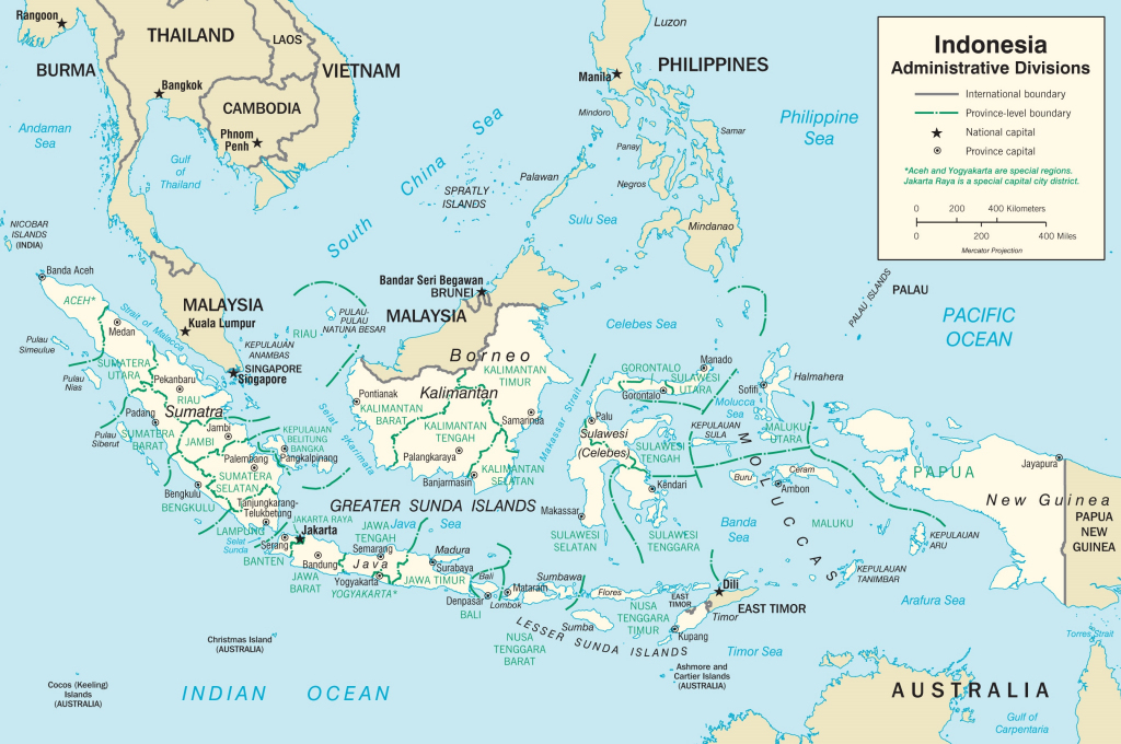 Indonesia Maps | Maps Of Indonesia throughout Printable Map Of Indonesia