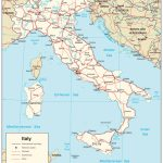 Italy Maps   Perry Castañeda Map Collection   Ut Library Online Inside Printable Map Of Northern Italy
