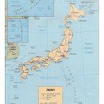 Japan Maps | Printable Maps Of Japan For Download Throughout Free Printable Map Of Japan