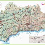Large Andalusia Maps For Free Download And Print | High Resolution Intended For Printable Street Map Of Nerja Spain