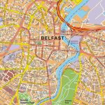 Large Belfast Maps For Free Download And Print | High Resolution And Intended For Belfast City Centre Map Printable